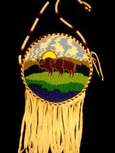 """The Corner Mercantile, """"Indian Goods' and authentic Indian Trading Post Size Indian Beadwork, Native Beadwork, Native American Beadwork, Bead Loom Patterns, Beading Patterns, Cross Stitch Patterns, Beaded Purses, Beaded Bags, Buffalo S"""