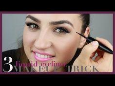 Maybelline, Eyeliner, Makeup, Youtube, Image, Instagram, Mascaras, Make Up, Face Makeup
