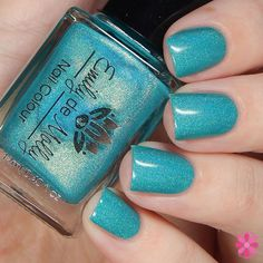 New Emily de Molly at Color4Nails | Future Royal?, Modern Luster, New Life, Perfect Oasis, Reflection & The Glaring | Cosmetic Sanctuary