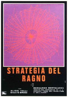 """""""Strategia del ragno"""" di Bernardo Bertolucci"""