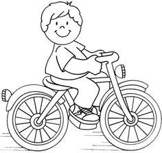 Coloring for adults - Kleuren voor volwassenen Colouring Pages, Coloring Sheets, Adult Coloring, Coloring Books, Bicycle Painting, Kindergarten Crafts, Book Quilt, Leaf Art, Baby Prints