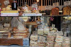 Brighton Brunch - Marmalade, Kemptown Stacked sandwiches