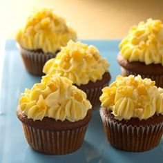 Caramelized mango buttercream
