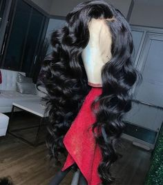 Lace Front Black Wig short Lace hair wigs with bangs best inexpensive Lace hair wigs Afro Hair Style, Curly Hair Styles, Natural Hair Styles, Natural Hair Haircuts, Short Haircuts, Medium Haircuts, Hair Cute, Pelo Afro, Hair Laid