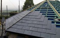 Slate Roofing Contractor Dublin Some repairs done in just one day Roofing Services, Roofing Contractors, Affordable Roofing, Roof Tiles, Roof Repair, Dublin, Stairs, Places, Instagram Posts