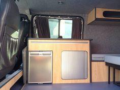 Campervan carpeting examples | West Country Campervans