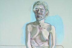 Alice Neel, Andy Warhol, Olieverf op doek, x cm, Whitney Museum of American Art. Whitney Museum, Andy Warhol, American Art, Alice, Novelty Signs