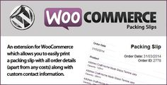 This Deals WooCommerce Packing SlipsYes I can say you are on right site we just collected best shopping store that have