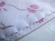 The Haby Goddess: Blind Stitch Hemming Attachment Tutorial