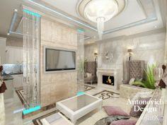 Новая философия роскоши от Antonovich Design: зd визуализация, интерьер #3dvisualization #interior arXip.com