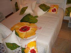 Argina Seixas: coleção hibisco amarelo