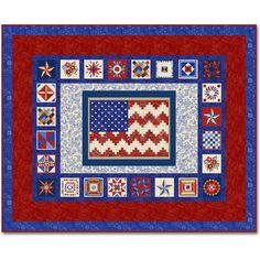 American Beauty Quilt Kit