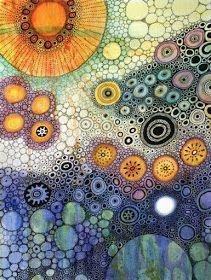 """nervous in the light of dawn"" by Camartim - Watercolor & Ink zentangle Pintura Graffiti, Drawn Art, Art Et Illustration, Design Illustrations, Alcohol Ink Art, Aboriginal Art, Art Design, Interior Design, Art Plastique"