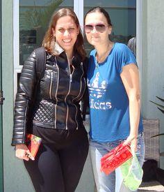 Me and Tarja!!!! Belo Horizonte 11/09/14