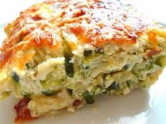 Gratin de courgettes au curry