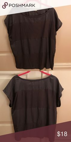 Short sleeve blouse from Nordstrom Short sleeve blouse from Nordstrom by Chloe k. Size large from the juniors section. In good condition barely worn! Willing to negotiate the price 😊 Tops Blouses