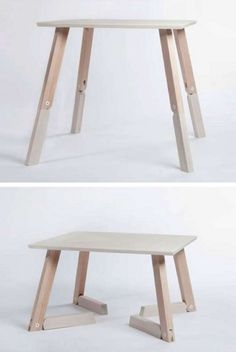 Стол со складными ножками Bambi Table от Caroline Olsson