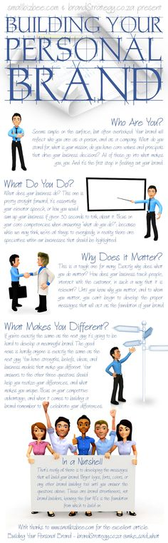 infographic Building your personal brand *** Looking for social media advice or support? Image Description Building your personal brand *** Looking Personal Branding, Self Branding, Social Media Branding, Business Branding, Business Tips, Social Media Marketing, Online Business, Content Marketing, Facebook Marketing