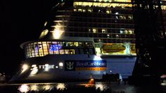 Some good views of inside the ship from video 'Quantum of the Seas, 22 september 2014'