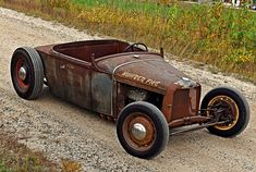 Reunited after 60 Years with the Channeled Model A Roadster He Built as a Teenager - Hot Rod Big Trucks, Chevy Trucks, Truck Drivers, Dually Trucks, Diesel Trucks, Semi Trucks, Buddy's Mom, Chopper, Rat Rod Cars