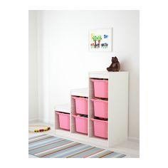 TROFAST Säilytyskokonaisuus  - IKEA 99x44x94, 59,95€