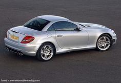 2006 Mercedes-Benz AMG SLK R171 Serie 1 all versions specs and performance