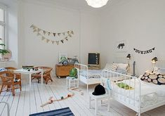mommo design: SHARED ROOMS  http://mommo-design.blogspot.it/2013/12/shared-rooms.html
