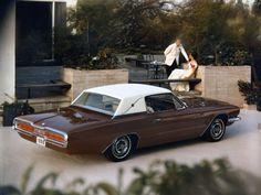 1966 Ford Thunderbird Town Landau Coupe