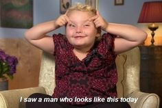 40 Reasons Honey Boo Boo Became A National Treasure In 2012 this girl is hilarious and is definitly comfortable with who she is