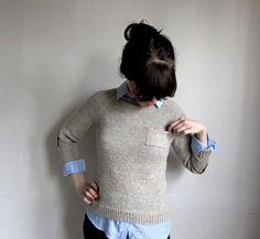 Ravelry: magicalgrammar's Boy Sweater