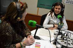 Primera de las imágenes del paso de María Lara por Onda Cero Antequera para presentar Consumo y Conciencia III, en breve toda la entrevista. Infórmate de la campaña aquí: http://saludatenea.com/es/content/8-eventos