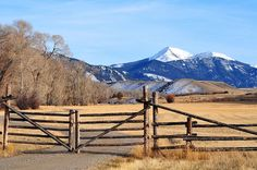 Ranch life, Jeffers/ Ennis, Montana by Madison76, via Flickr