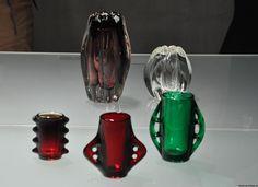 Wystawa szkła Drostów w Lublinie – Heliotrop Vintage Red Glass, Glass Art, Lava Lamp, Water Bottle, Art Deco, Porcelain, Table Lamp, Vintage, Polish