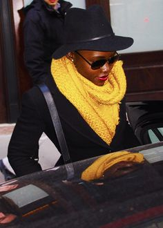 Lupita Nyong'o spotted leaving the Greenwich Hotel in New York City on April 17, 2014