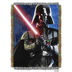 The Northwest Company Lucas Star Wars Sith Lord Tapestry Throw 48 by60Inch *** You can get more details by clicking on the image.