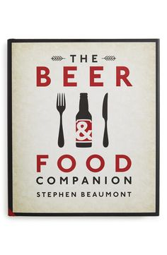 'The Beer and Food Companion' Book.