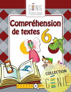 Le recueil Compréhension de textes 6 s'adresse à des élèves de la sixième année du primaire. Ce volume regroupe six textes narratifs originaux composés en fonction du niveau de compréhension et d'analyse attendu de la part d'élèves de la fin du troisième cycle du primaire. Des termes plus complexes ont également été insérés dans chacun des textes afin d'enrichir le répertoire de vocabulaire des élèves. Ces mots sont répertoriés et définis dans un lexique apparaissant à la fin du document.