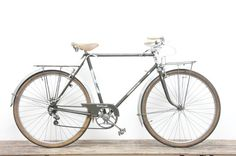 Motobecane Vintage 1960's Porteur Bicycle