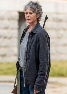 Carol in The Walking Dead Season 7 Episode 13 | Bury Me Here