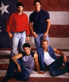 Bo, Shawn, John, and Brady