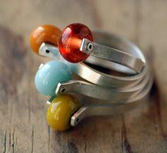 Orb spinner ring