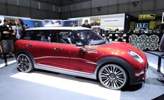 The 2017 Mini Clubman is the featured model. The 2017 Mini Clubman Model image is added in the car pictures category by the author on May Mini Clubman, Best City Car, Cool Uncle, Mini One, Geneva Motor Show, Mini Cooper S, Small Cars, New And Used Cars, Sport Cars