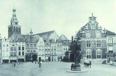 Grote Markt - 1885.