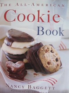 Brownies, Blondies, and Other Bar Cookies (chapter 5)