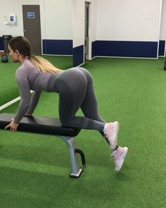 """11.8k Likes, 232 Comments - KATE LAZOV (@katelazov) on Instagram: """"Hello Monday!! Glute burner finisher  Hope everyone has a fab weekend, and if you are ready to…"""""""