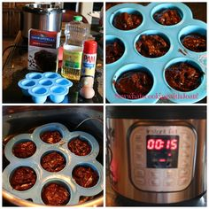Sew what's cooking with Joan!: Instant Pot Brownies from a box
