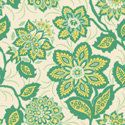 Ornate Floral in Jade by Joel Dewberry by adonaldson123 on Etsy, $3.00