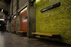 Le métro de Montréal sous l'oeil d'un photographe américain | NIGHTLIFE.CA