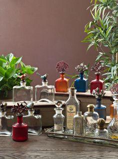 Decorative Bottles ★ Creative Co-Op Home