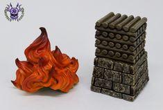 Terrain & Scenery: Flaming Pyre (by Mantic) #ChaoticColors #paintingminiatures #Miniaturepainting #Tabletopgames #Wargaming #Scalemodel #art #creative #hobby #dungeonsanddragons #dnd #dungeonsaga #frostgrave #rpg #roleplay #terrain #scenery #paintingwarhammer #Warhammerpainting #warhammer #wh #gamesworkshop #gw #ageofsigmar #aos #sigmar #whfb #fantasy #warhammerfantasy #Kingsofwar #kow #kingsofwarvanguard #pyre #flame #fire #mantic Warhammer Fantasy, Warhammer 40k, Dungeons And Dragons, Age Of Sigmar, Fantasy Miniatures, Tabletop Games, Gw, Scenery, Geek Stuff
